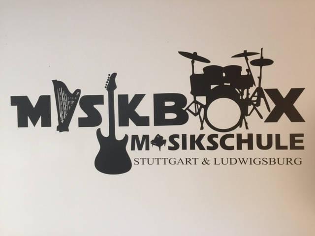 Musikbox Stuttgart & Ludwigsburg Logo