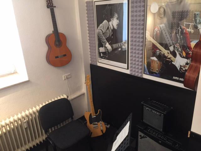 Raum 1 Musikbox Stuttgart