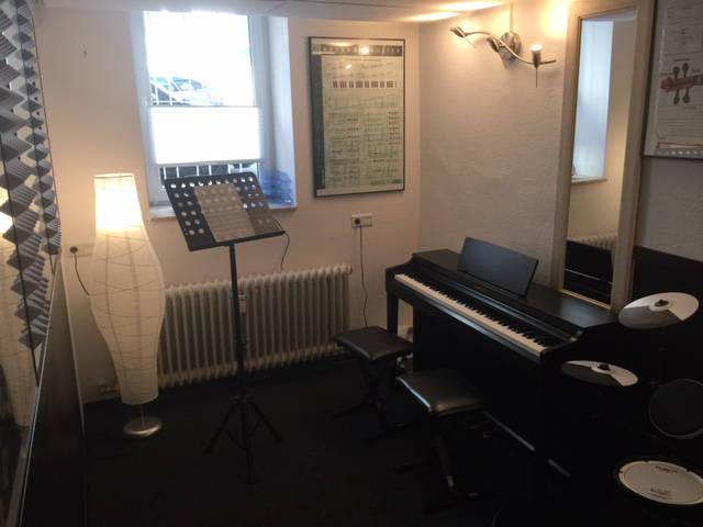 Raum 3 Musikbox Stuttgart