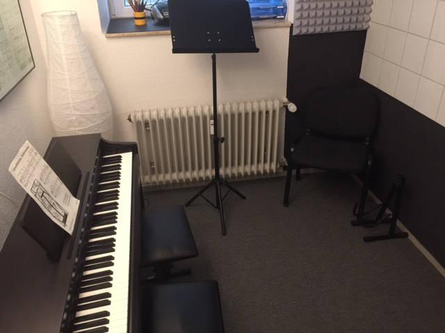Raum 4 Musikbox Stuttgart